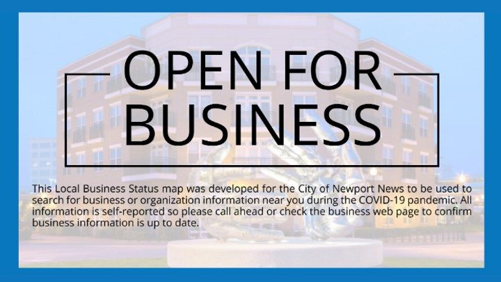 Open For Business graphic Opens in new window